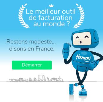 Le meilleur outil de facturation au monde, restons modeste... disons en France. - cliquez pour démarrer