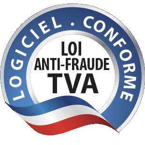 Logo Henrri conforme loi anti-fraude TVA