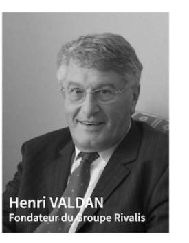 Henri Valdan - Fondateur du Groupe Rivalis